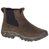 Merrell Men's Moab Adventure Chelsea WP - Brown - J88453 - Main