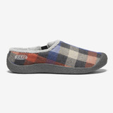 KEEN Women's Howser Slide - Multi Plaid / Raven - 1021848 - Profile