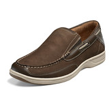 Florsheim Men's Lakeside Slip-On - Brown Nubuck
