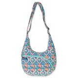 Kavu Sydney Satchel - Beach Paint - Front