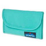 Kavu Big Spender Wallet - Mint - Front