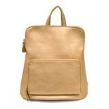 Joy Susan Julia Mini Backpack - Metallic Gold - Profile