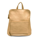 Joy Susan Julia Mini Backpack - Metallic Gold - Profile