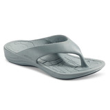 Aetrex Women's Maui Flips - Grey - L3100W/GRAY - Main