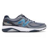New Balance 1540v3 Men's Stability Motion Control - Marblehead / Black - M1540MB3 - Profile