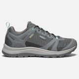 Keen Women's Terradora II WP - Steel Grey / Ocean Wave - Profile