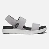 KEEN Women's Elle Backstrap Sandal - Drizzle - 1022624 - Profile