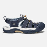 KEEN Women's Newport H2 - Navy / White - 1022797 - Profile