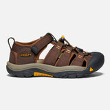 Keen Kid's Newport H2 (Youth) - Coffee Bean / Bison - 1022841 - Profile