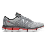 New Balance Men's Rubix - White with Black & Energy Red - MRUBXLG - Profile