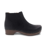 Dansko Women's Barbara Boot - Black - Profile