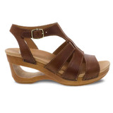 Dansko Women's Trudy - Tan Waxy Calf - 3414-371500 - Profile1