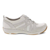 Dansko Women's Hatty - Ivory Suede - 4850-610361 - Profile