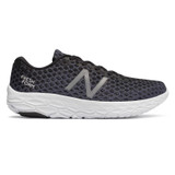 New Balance Women's Fresh Foam Beacon - Black / Magnet - WBECNBK - Profile