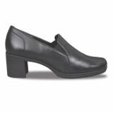 Munro Women's Jemma - Black Leather - M310981 - Profile