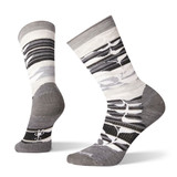 Smartwool Women's Pressure Free Palm Crew Sock - Medium Grey (SW003943-052)