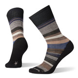 Smartwool Men's Saturnsphere Sock - Black / Deep Navy (SW0SW942-105)