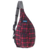 Kavu Rope Bag - Lumberjack - Front