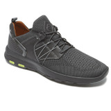 Rockport Men's Let's Walk Mesh Bungee Sneaker - Black - CH4268 - Main