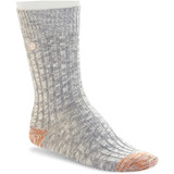 Birkenstock Fashion Slub Sock - Light Grey Melange - 1005818