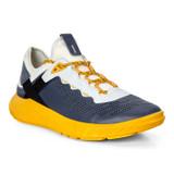 ECCO Men's ST.1 Lite Sneaker - Ombre / White - Angle