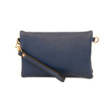 Joy Susan New Kate Crossbody Clutch - Navy - Profile
