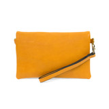 Joy Susan New Kate Crossbody Clutch - Amber - Profile
