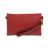 Joy Susan New Kate Crossbody Clutch - Sangria - Profile