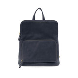 Joy Susan Julia Mini Backpack - Dark Navy - Profile