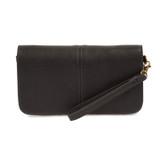 Joy Susan Mia Multi Pocket Crossbody Clutch - Black - Profile
