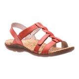 Abeo Women's Bliss - Terracotta (Neutral Footbed) - BEA-N-TERRACOTTA - Angle
