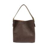 Joy Susan Classic Hobo Handbag - Turkish Coffee / Coffee - Profile