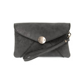 Joy Susan Vanessa Vintage Crossbody - Black - Profile 2
