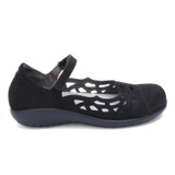NAOT Women's Agathis Maryjane - Black - Profile Pic