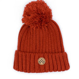 Sky Outfitters Pom - Pom Beanie - Ginger - Front