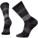 Smartwool Men's Barnsley Crew Socks - Black - Dual