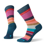 Smartwool Women's Saturnsphere Sock - Deep Marlin - SW0SW725-C51
