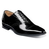 Stacy Adams Men's Talford Cap Toe Oxford - Black - 25293-001 - Angle