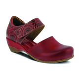 Spring Step Women's Gloss-Pansy Mary Jane - Red - GLOSS-PANSY-RD - Angle