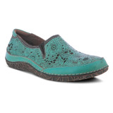 Spring Step Women's Libora Slip-On Shoe - Sky - LIBORA-SKY - Angle