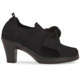 bernie mev. Women's Chesca Serenity Pump - Black - CHESCASERENITY/BLACK - Profile