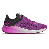 New Balance Kid's Fresh Foam Fast - Purple / Black - YKFSTTP - Profile