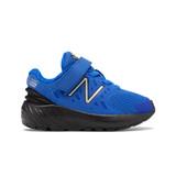 New Balance Toddler IXURGBB Sneaker - Vivid Cobalt / Black - IXURGBB - Profile
