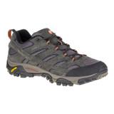 Merrell Men's Moab 2 Waterproof Wide Width - Beluga - J06029W - Angle 1