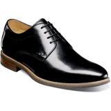 Florsheim Men's Uptown Plain Toe Oxford - Black - 15172-001 - Angle