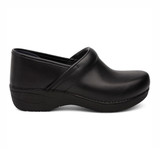 Dansko Women's XP 2.0 Clog Waterproof - Black Pull Up (Wide Width) - 3959-470202 - Profile 1