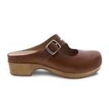 Dansko Women's Britney - Tan Oiled Pull Up - 9422-151600 - Profile 1