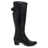 Dansko Women's Dori Tall Boot - Black - Profile