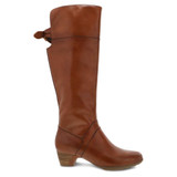 Dansko Women's Dori Tall Boot - Luggage - Profile