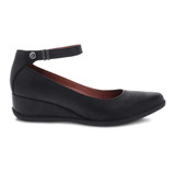 Dansko Women's Shaylee - Black - 6910-470200 - Profile 1